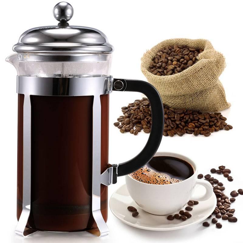Френч-пресс для кофе и чая - как выбрать лучший и как заваривать напитки