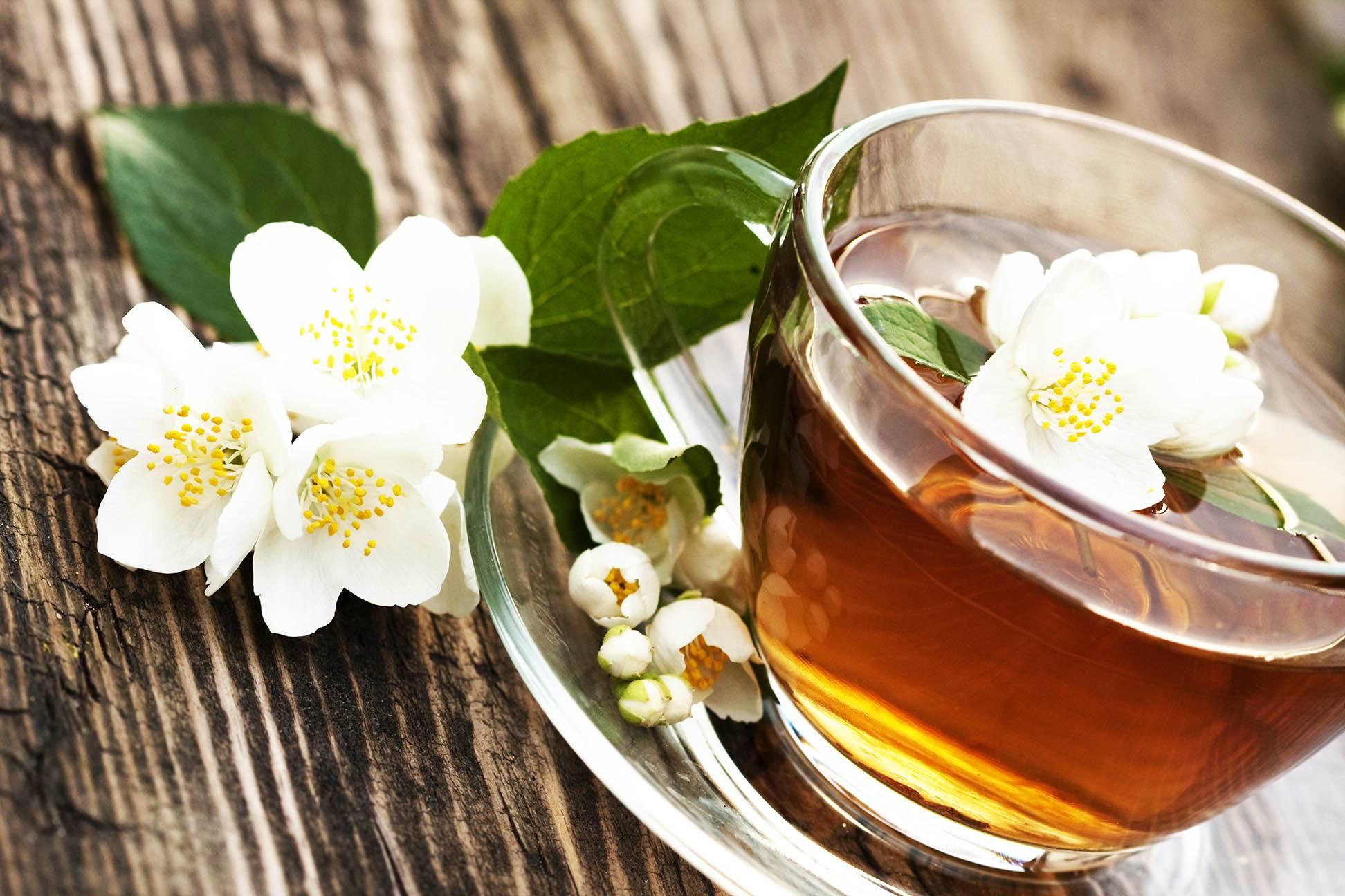 Цветочный чай – отличное здоровье и прекрасное настроение