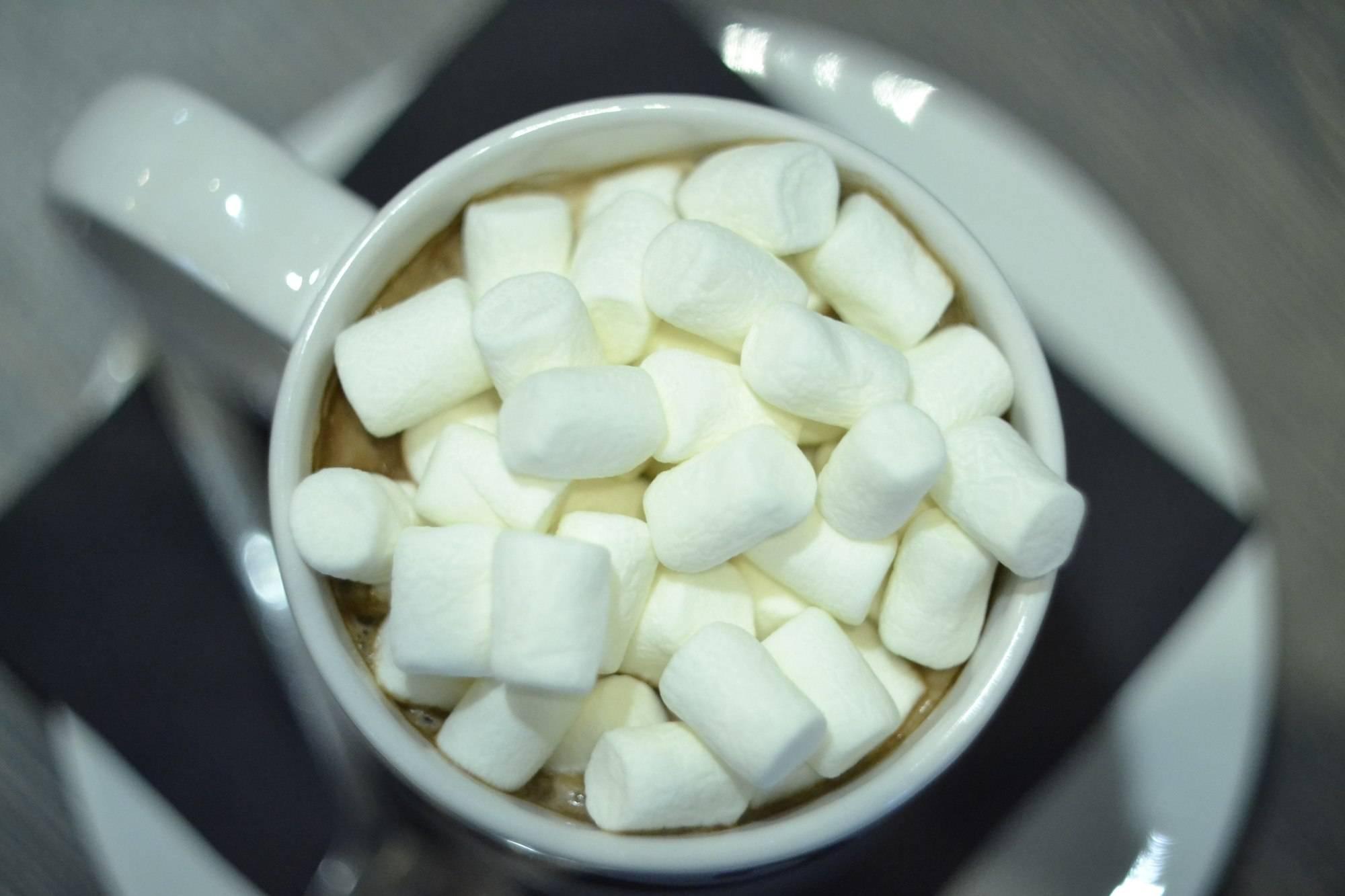 Кофе с зефирками маршмеллоу — рецепты приготовления