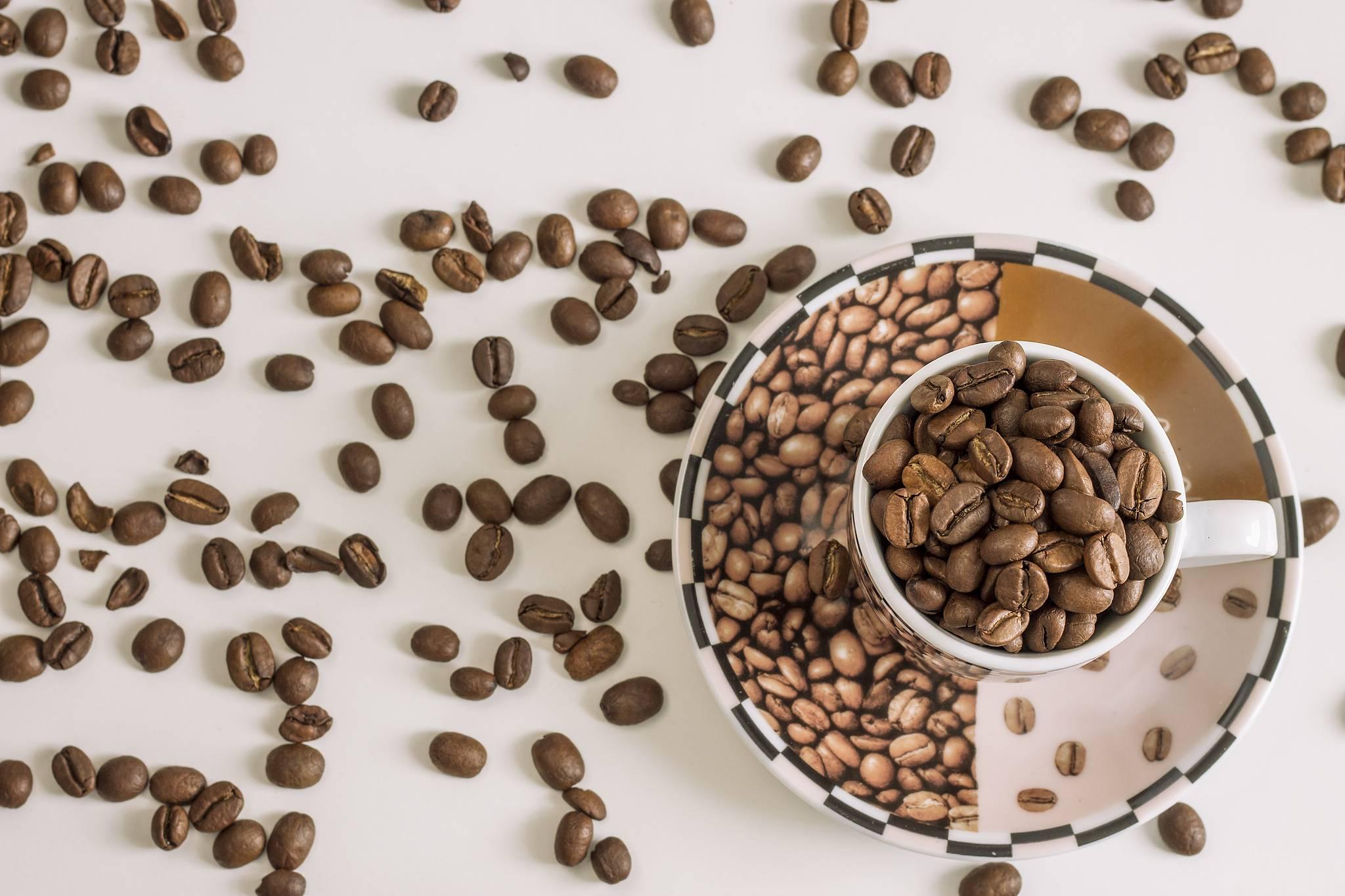 Можно ли есть кофейные зерна, зачем жуют зерна кофе: вред или польза?