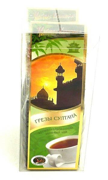Турецкий чай султан: состав, польза, как заваривать