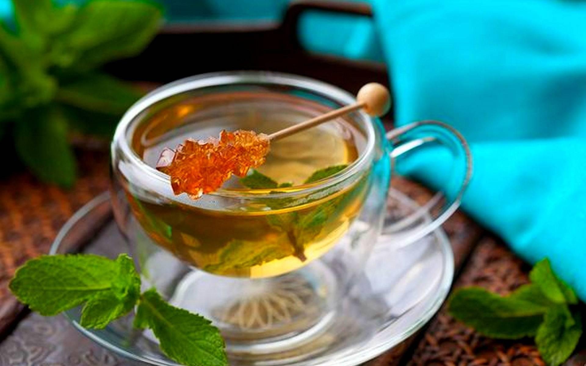 Польза черного и зеленого чая с медом, их возможный вред для организма