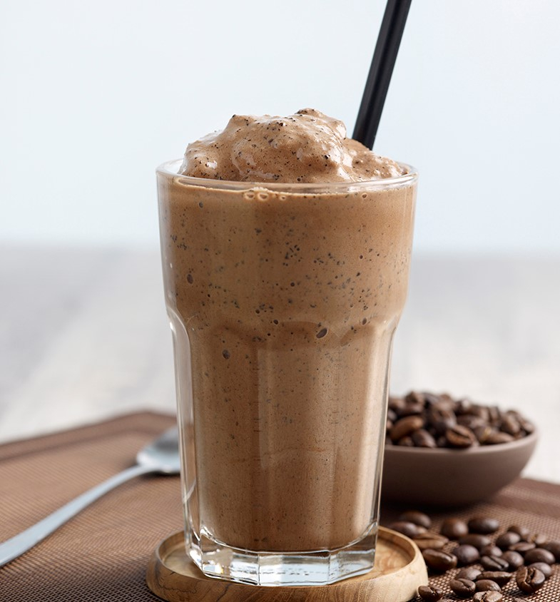 Кофе фраппе: 4 рецепта холодного кофе с фото и видео