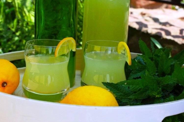 Морс из лимона: рецепт