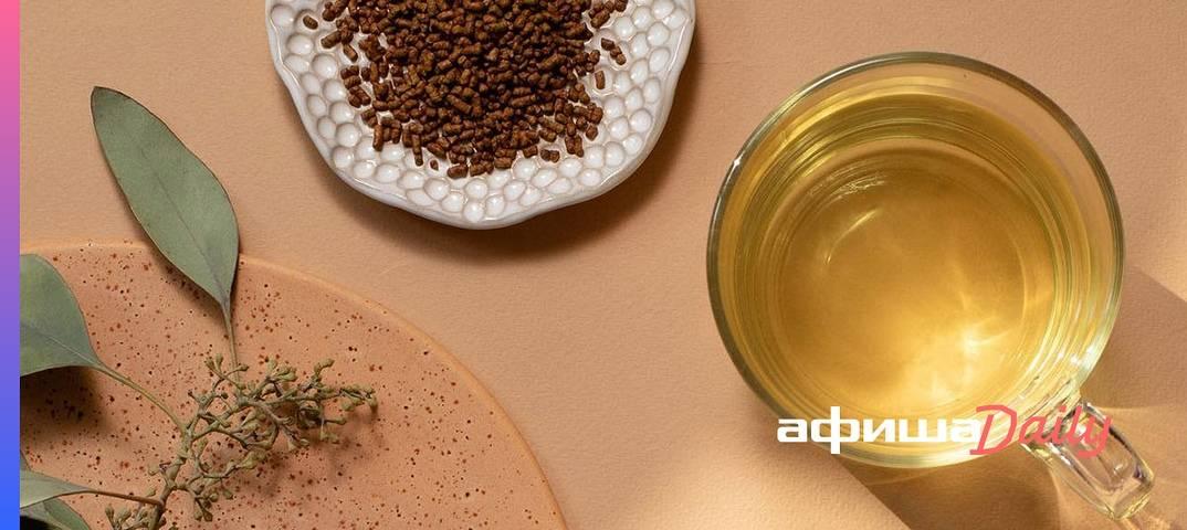 Как пить гречишный чай, польза и вред гречишного чая