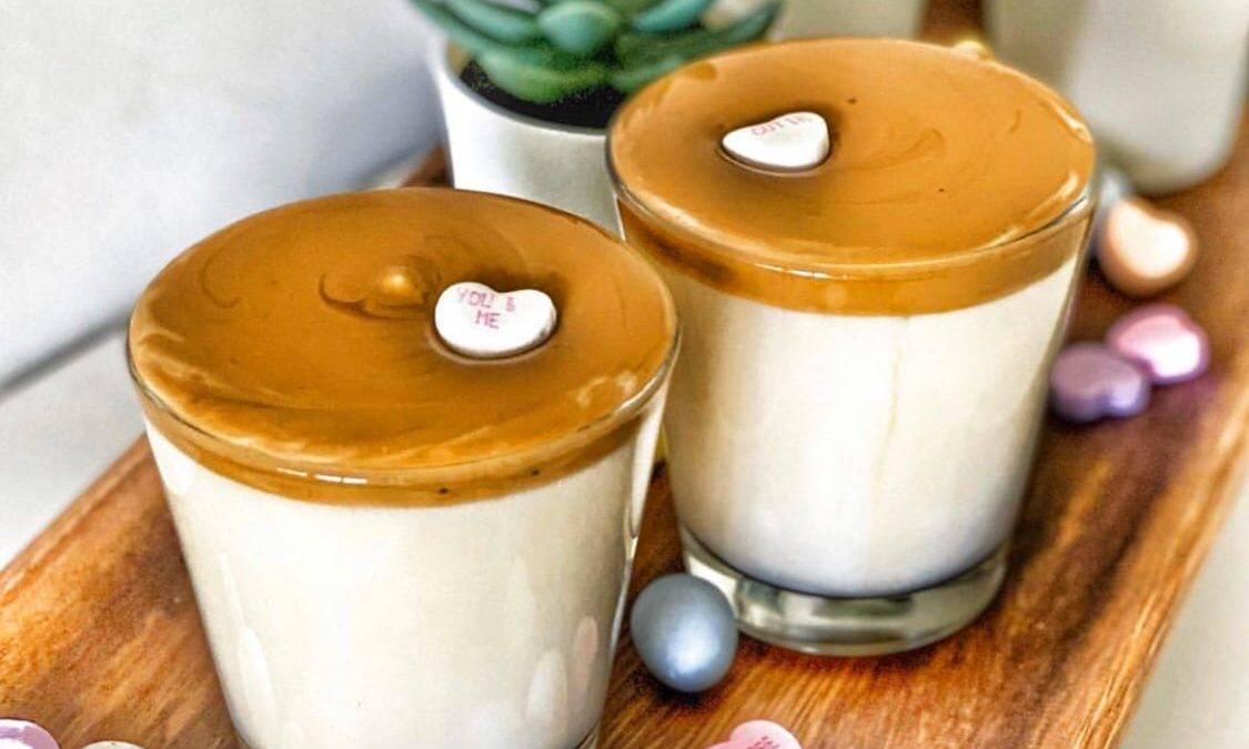 Рецепт кофе дальгона по-корейски