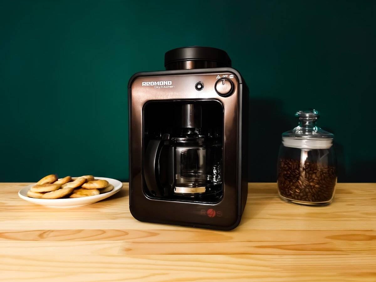 Топ 7 лучших кофеварок для дома