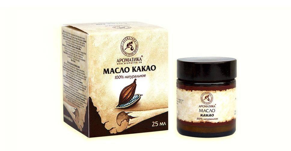 Масло какао: состав, свойства, применение в косметологии и домашних условиях
