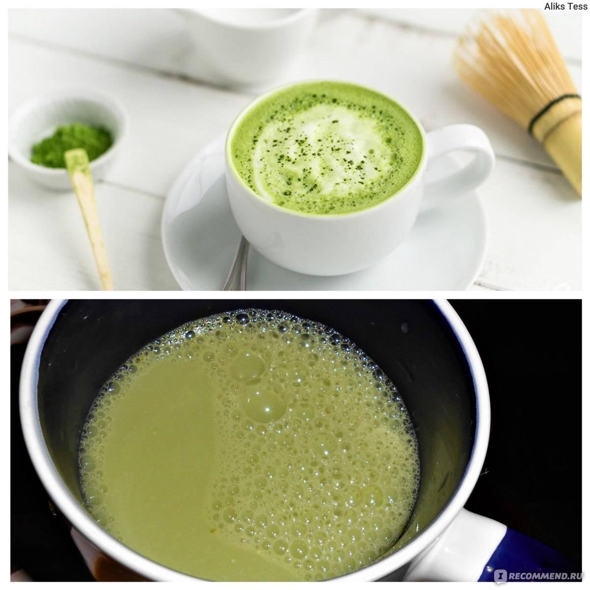 Матча – легендарный зелёный чай
