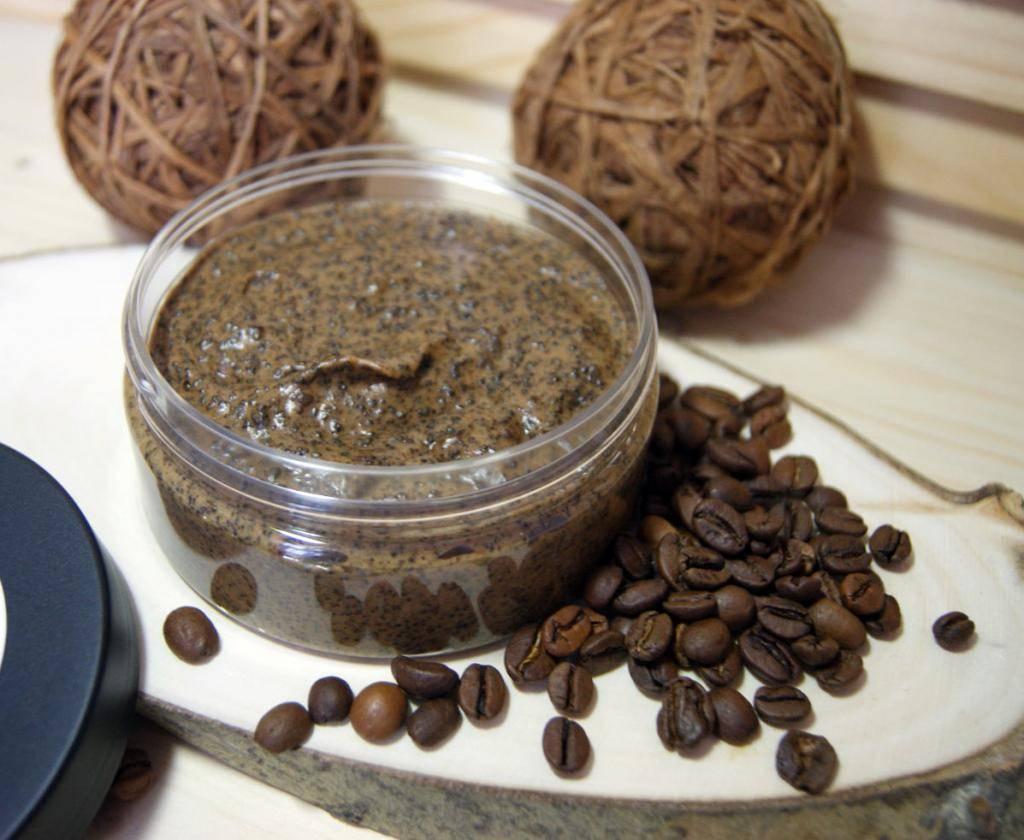 Скраб для тела из кофе в домашних условиях для похудения | портал о народной медицине