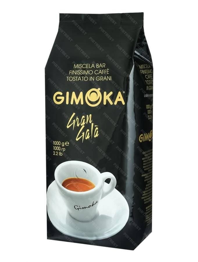 Итальянский кофейный бренд gimoka