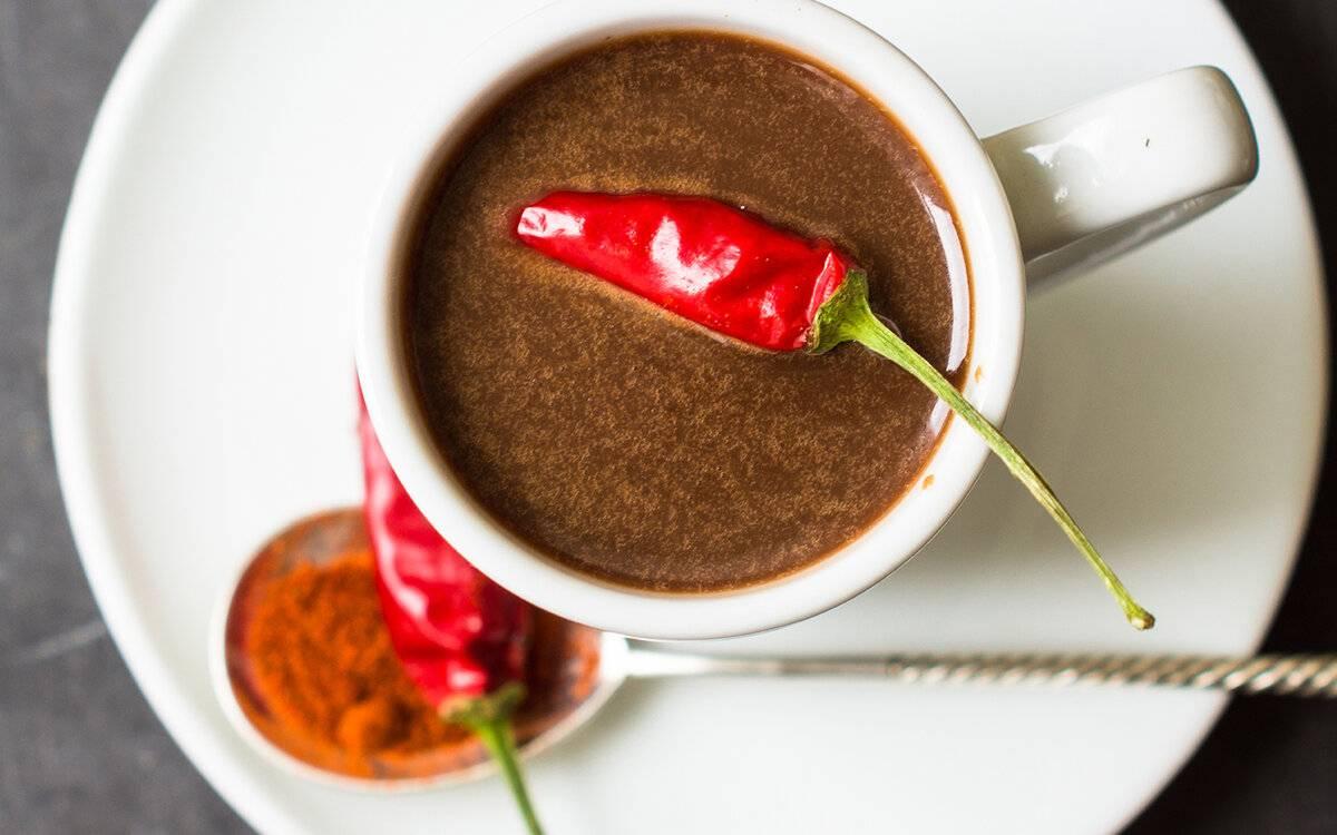 Лучшие рецепты кофе с перцем с пользой для здоровья и фигуры
