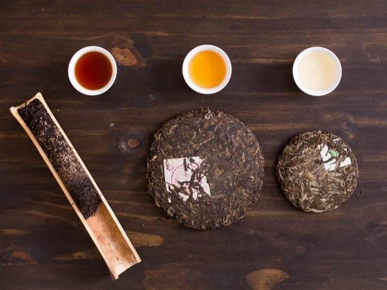 Чай пуэр – любимый напиток императоров