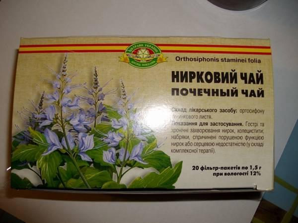 Почечный чай (ортосифон тычиночный) при беременности: можно ли и как пить для устранения отёков (инструкция), отзывы