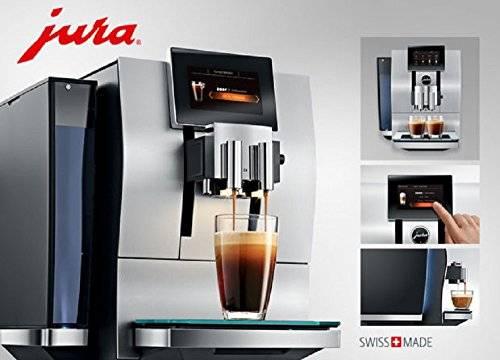 Jura: 3 лучшие кофемашины