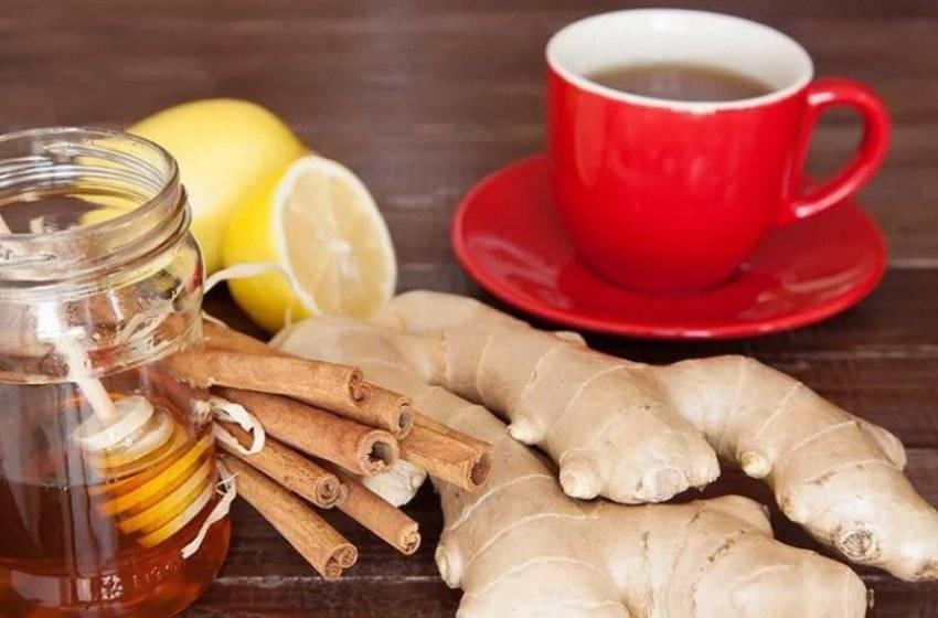 Чай с имбирем - рецепты заваривания с лимоном, медом, корицей и апельсином
