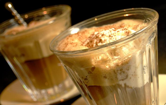 Классический рецепт кофе по венски | портал о кофе