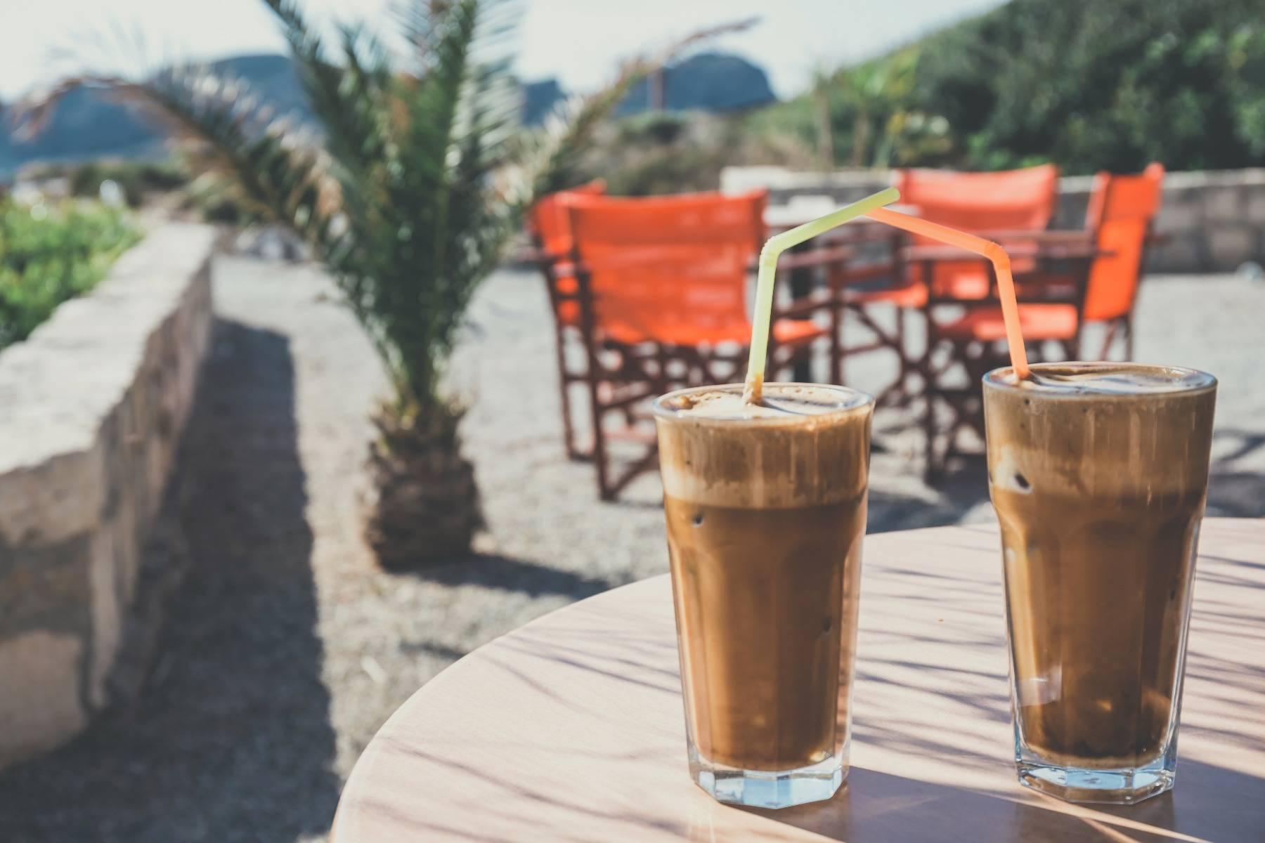Кофе по-гречески - рецепты как приготовить кофе в джезве