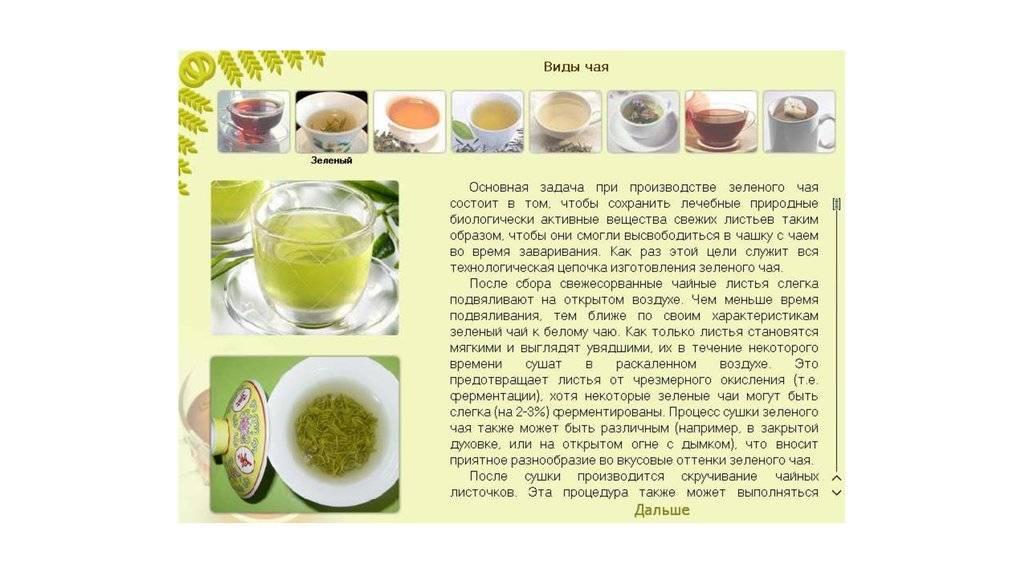 Как правильно заваривать листовой и гранулированный чай   на всякий случай