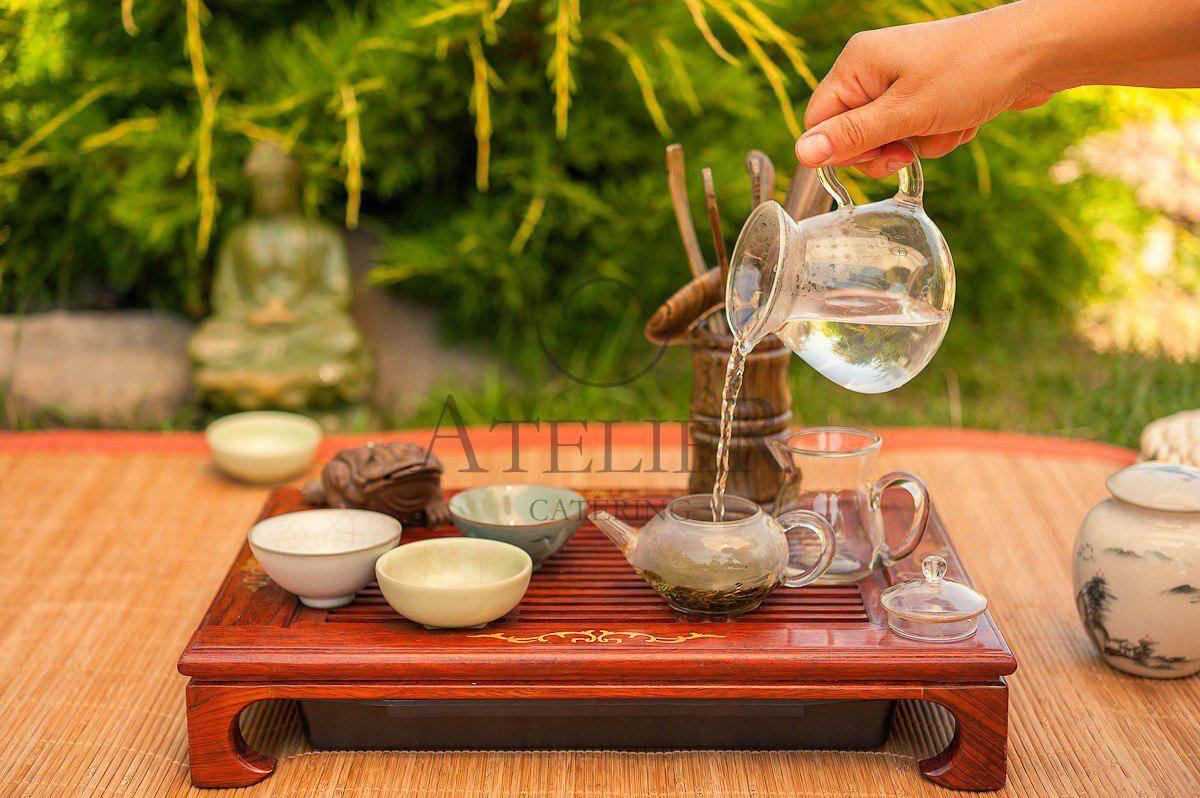 Чайная церемония в японии – упоение тишиной