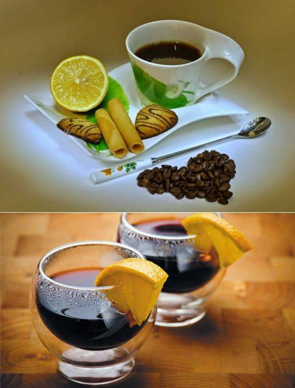 В чем заключается польза кофе с лимоном, итальянской версии эспрессо. какой может быть вред от кофе с лимоном, противопоказания - автор екатерина данилова - журнал женское мнение