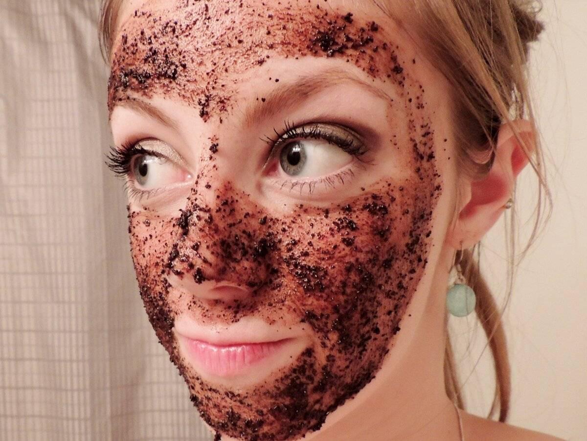 Влияние кофе на кожу лица и тела, взгляд снаружи и изнутри