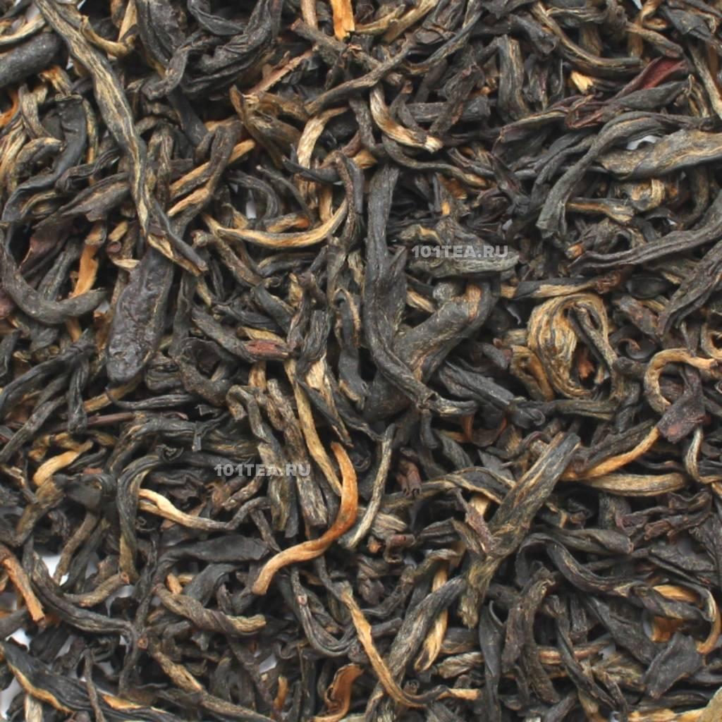 Чай красный дянь хун d 50 гр. китай  (№1807)