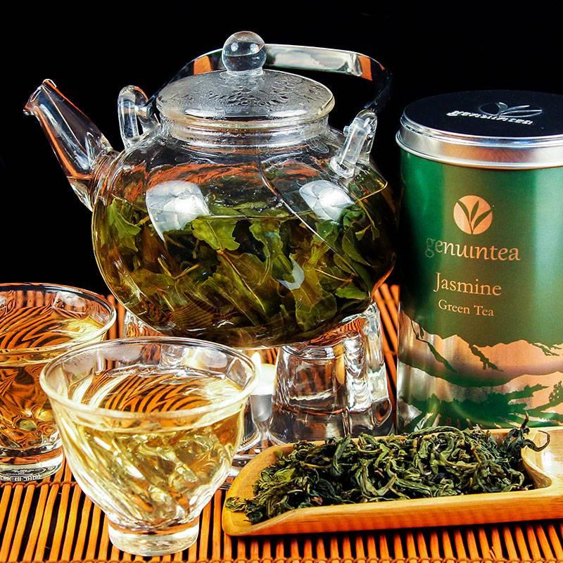 Чай с жасмином: описание, полезные свойства для организма, рецепт заваривания, противопоказания