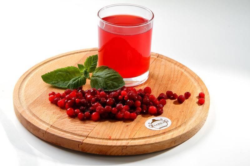 Морс из замороженной брусники: 4 рецепта | zdavnews.ru