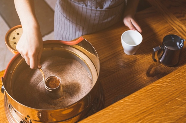 Кофе по-турецки рецепт