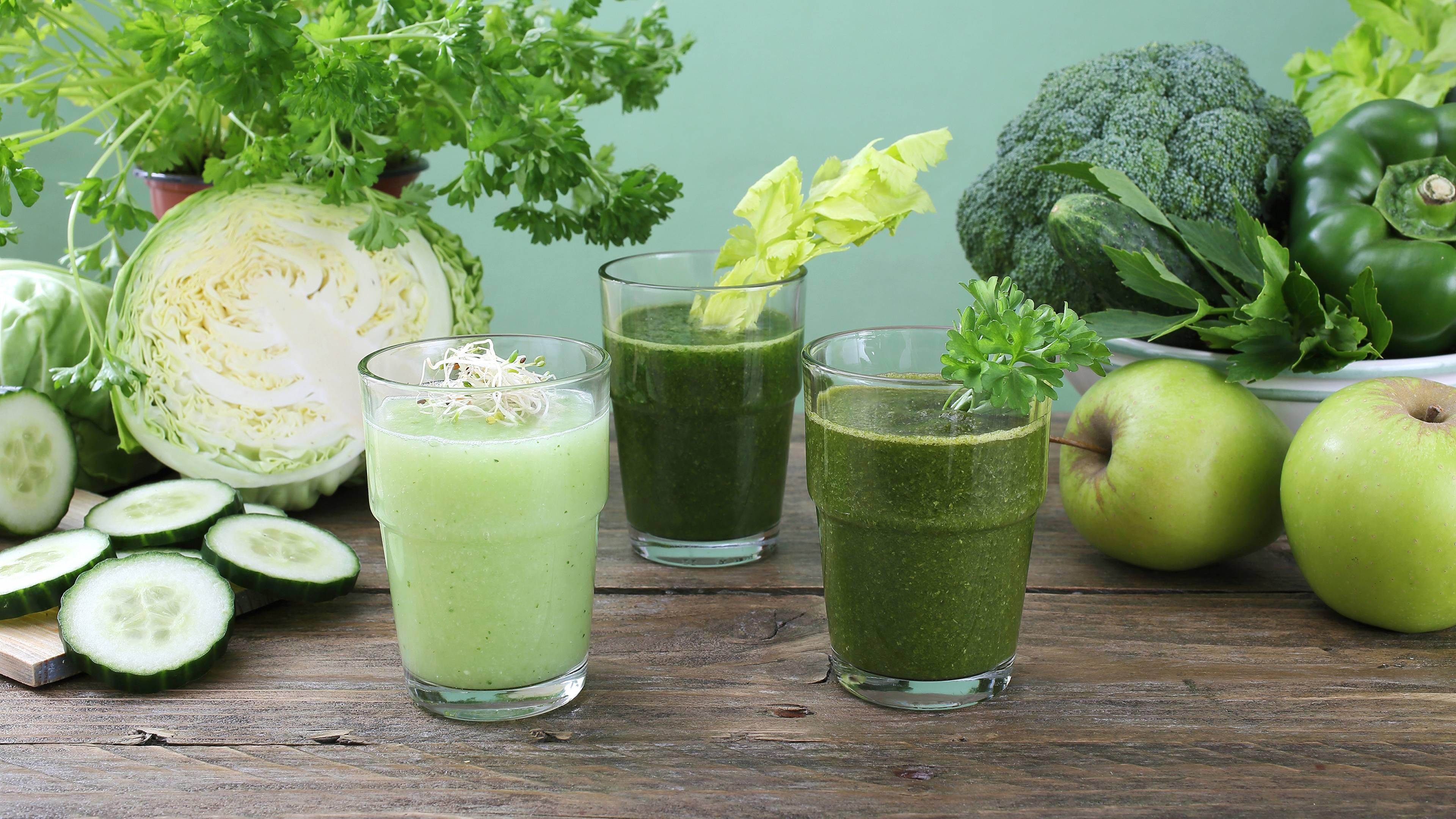 Овощные смузи: топ-10 рецептов, как приготовить