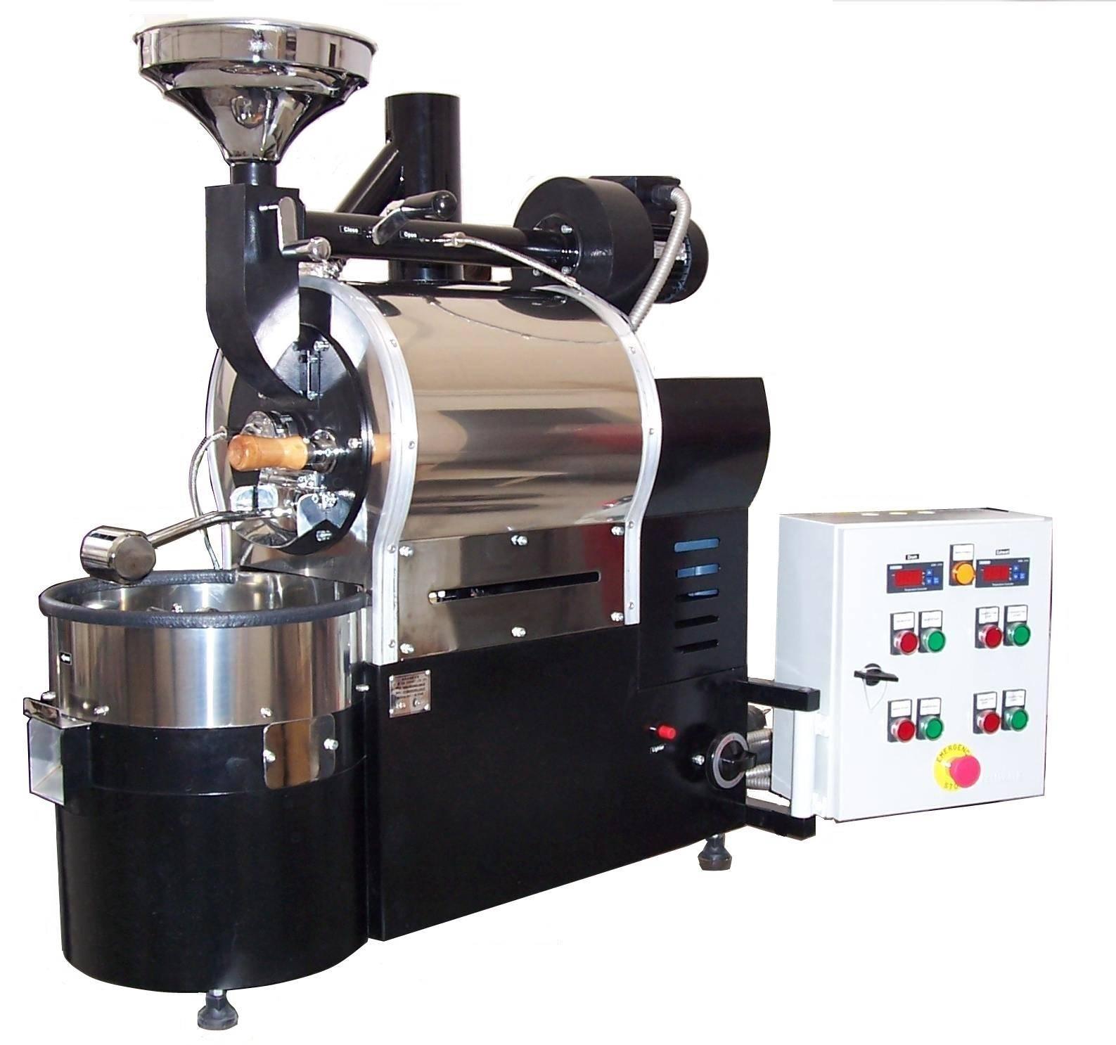 Помощник любителей кофе — ростер для обжарки кофейных зерен