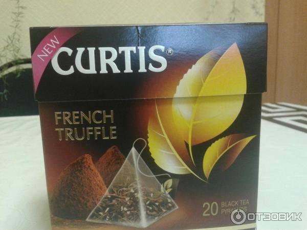 Чайный бренд «curtis» — история и обзор продукции