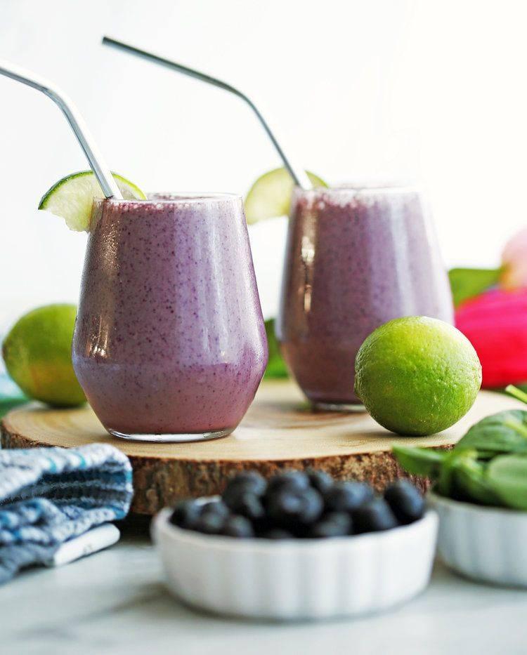 Выпей полезный смузи на завтрак и похудей!