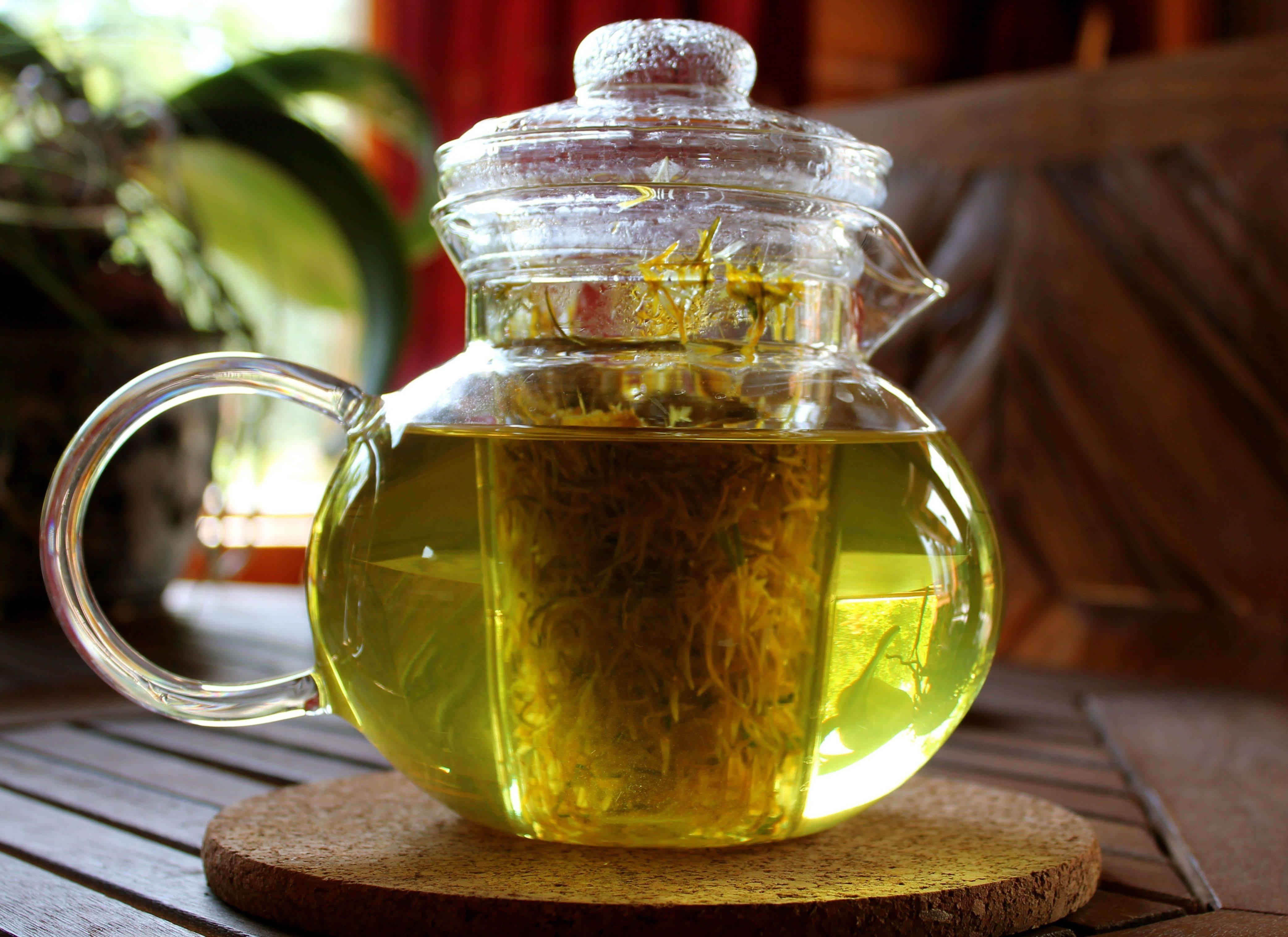 Чай с фенхелем — полезный напиток для детей и взрослых