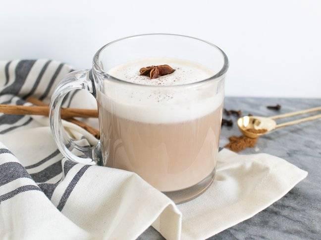 Как приготовить чай латте как в старбаксе или шоколаднице