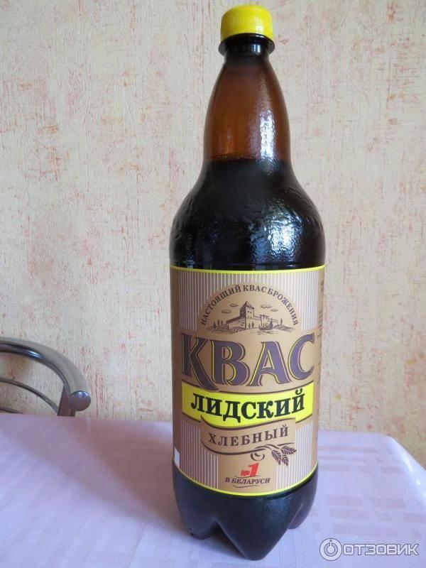 Лидский квас: полезный витаминизированный напиток, природный энергетик