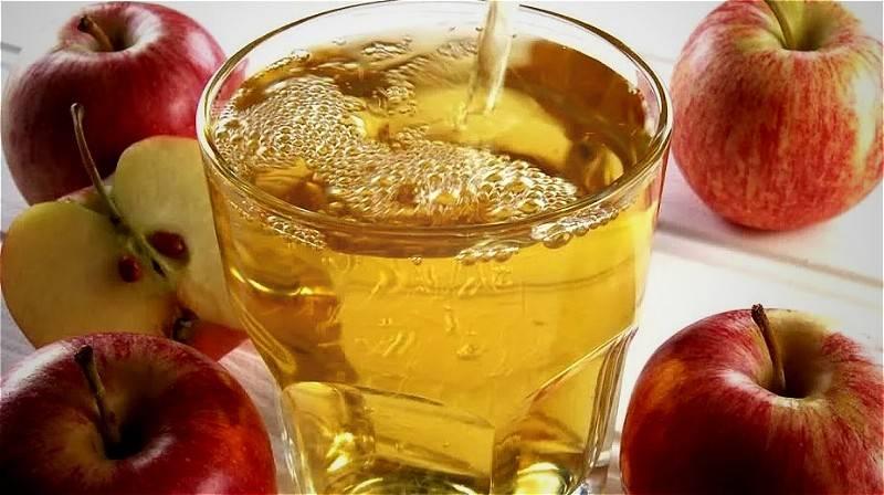 Яблочный квас (6 рецептов с фото)