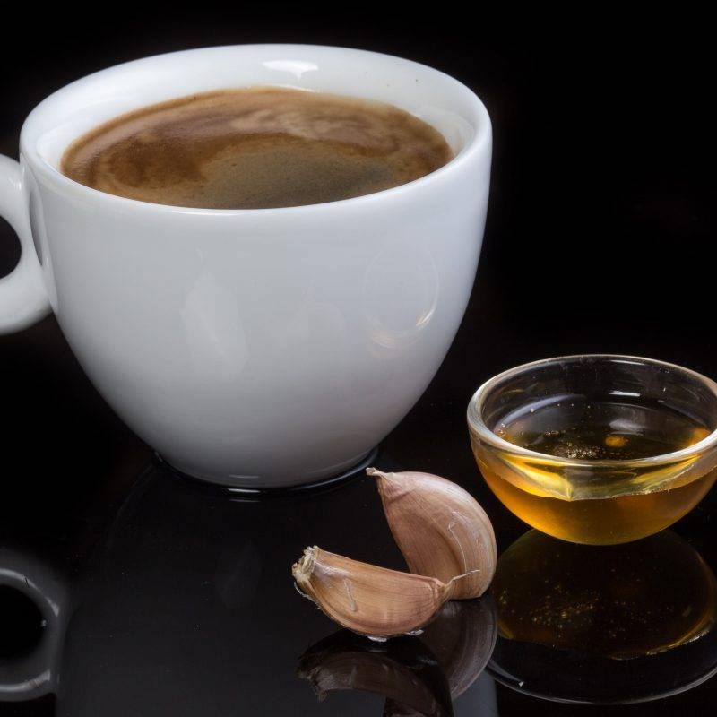 Кофе с чесноком - как приготовить? рецепты и секреты напитка