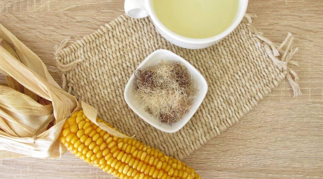 Кукурузные рыльца. лечебные свойства. противопоказания. применение. польза и вред