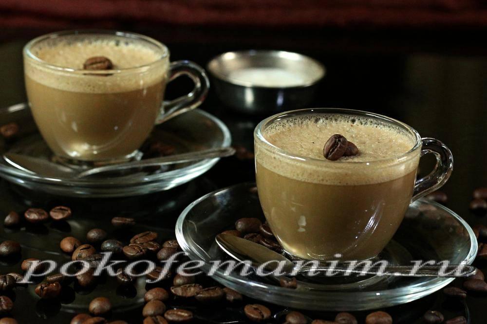 Лучший рецепт кофе по-баварски