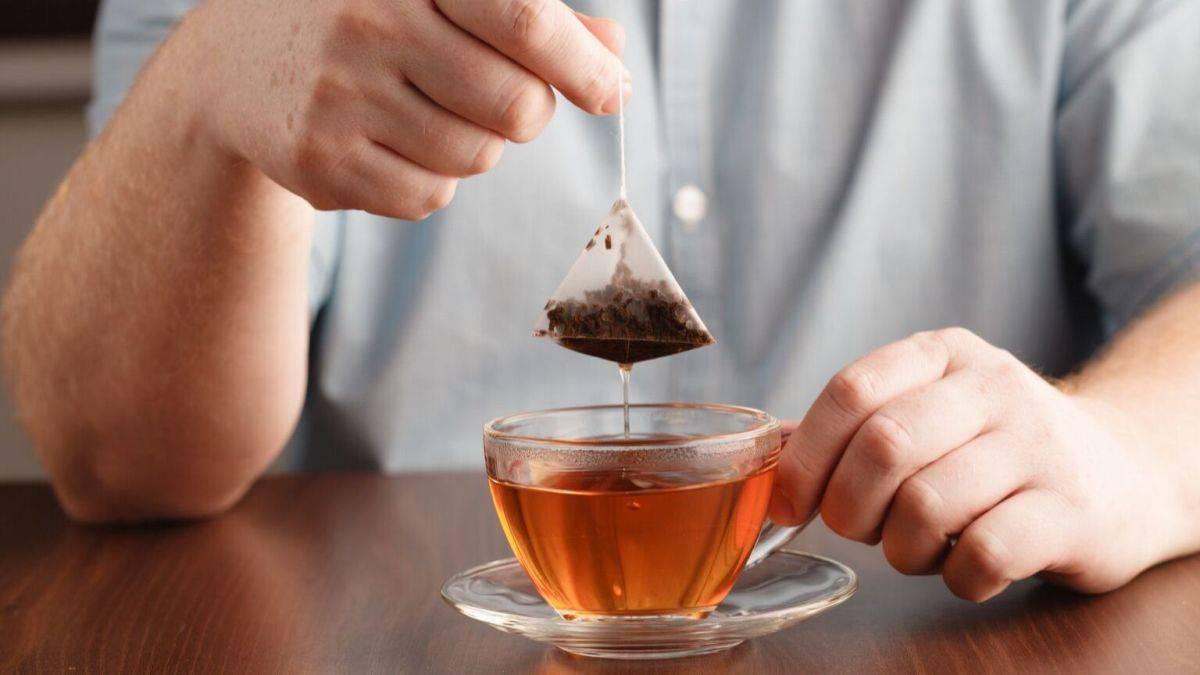 Вред чая в пакетиках — пользы нет, а вред реален
