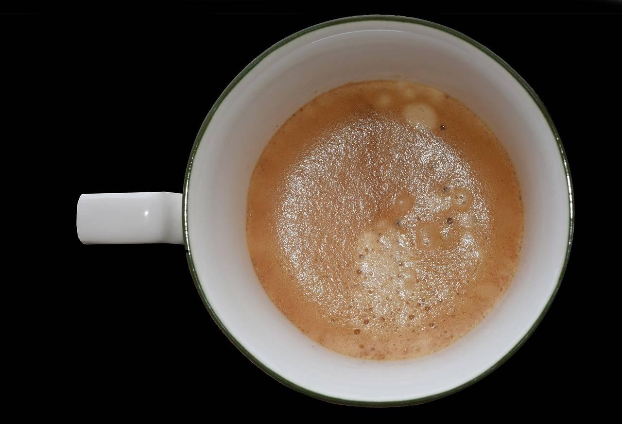 Как сварить кофе с пенкой в турке дома, полезные советы