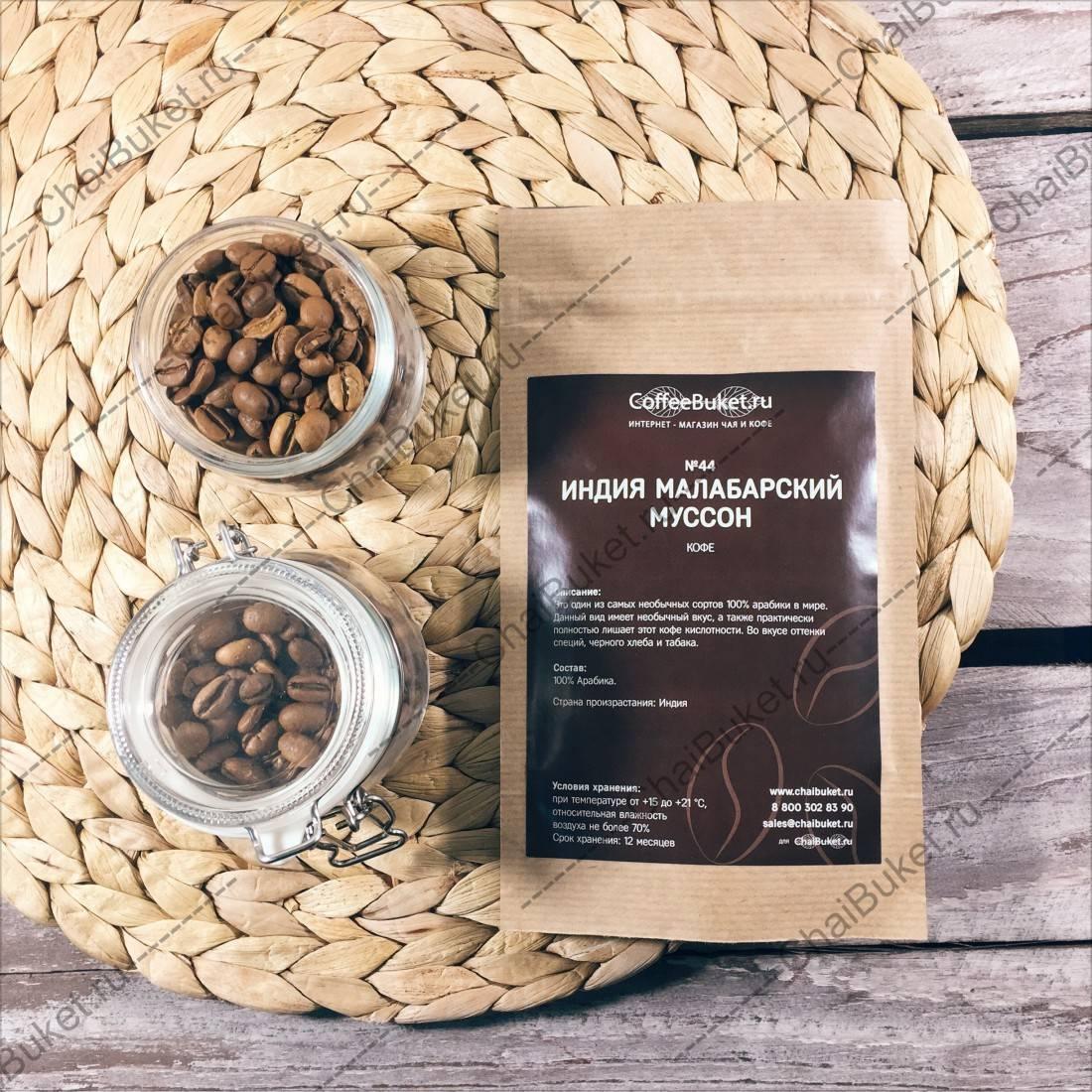 Индийский кофе | сорта кофе