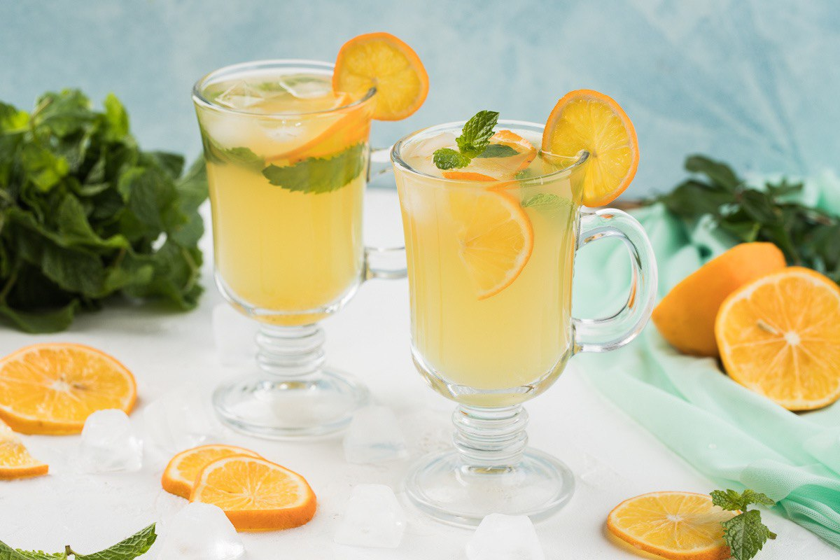 9 рецептов освежающего ледяного чая