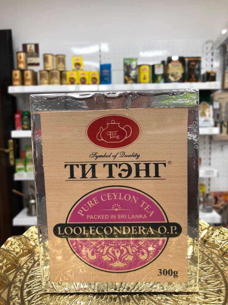 Чай цейлонский крупнолистовой: виды, сорта и особенности производства