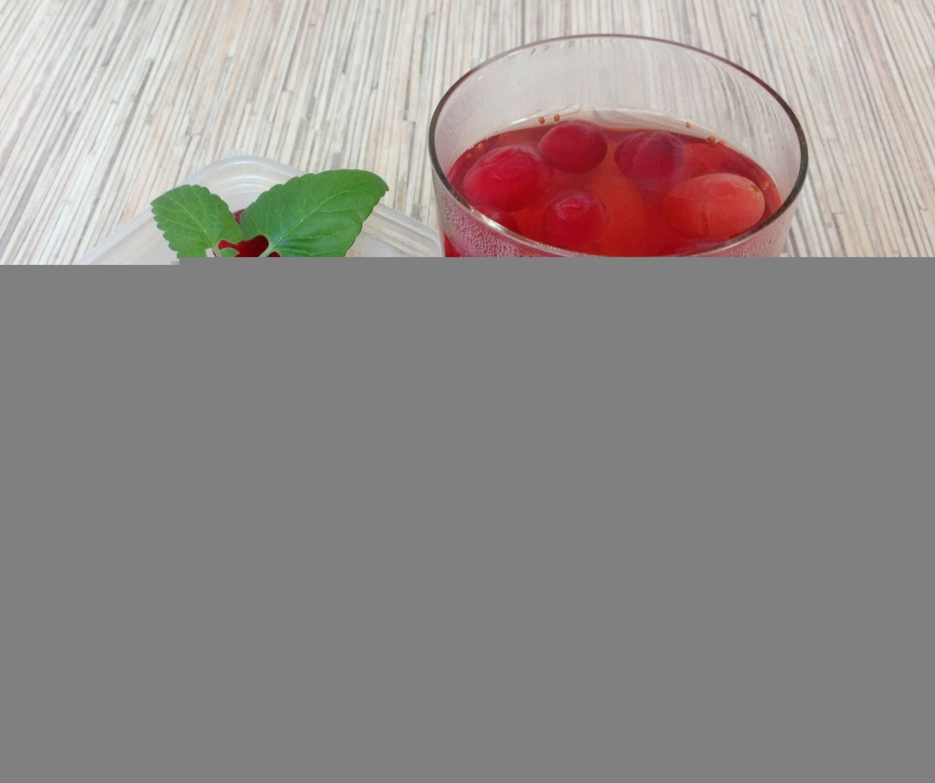 Морс из облепихи замороженной: рецепт
