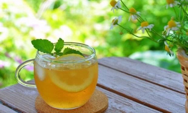 Чай с мелиссой | методы лечения заболеваний