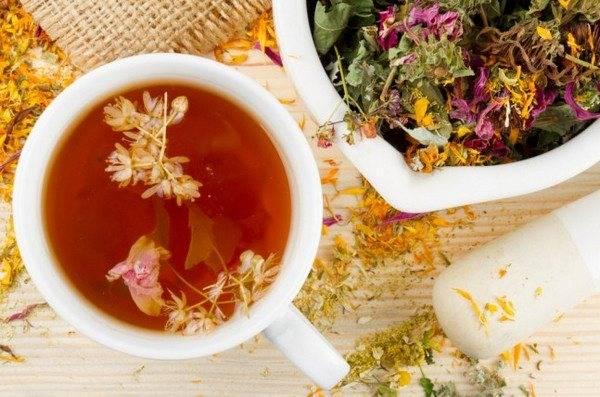 При диарее сладкий крепкий чай