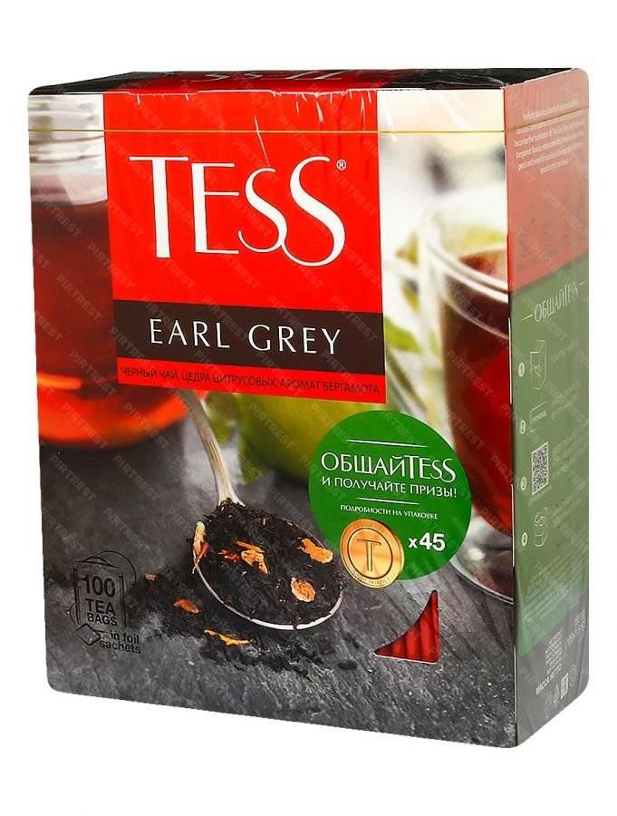 Чай эрл грей: состав, описание, свойства